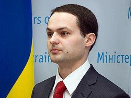 Речник Міністерства закордонних справ України Олександр Дикусаров
