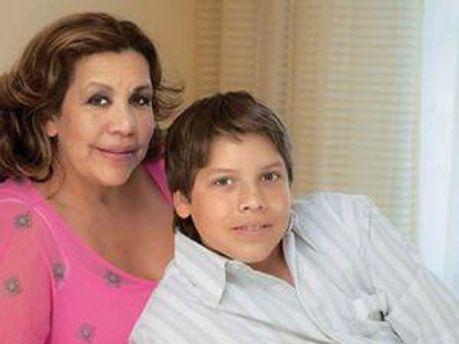 Сын и любовница Арни