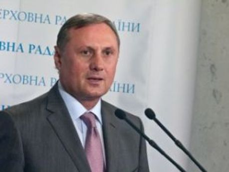 Лідер фракції Партії регіонів Олександр Єфремов