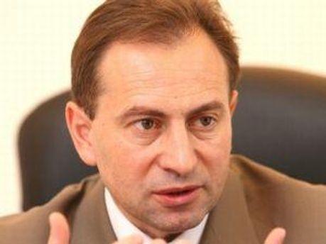 Заступник голови Верховної Ради України Микола Томенко