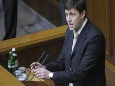 Депутат Євген Царьков