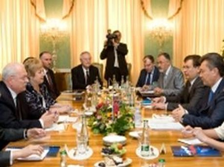 Підписання українсько-словацьких документів