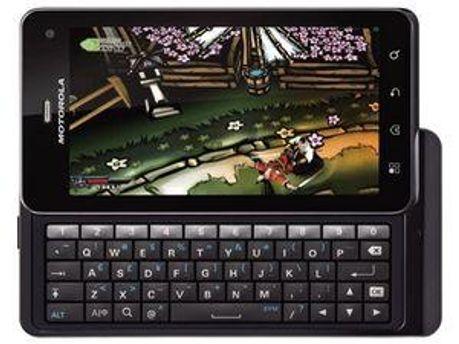 Новинка от Motorola