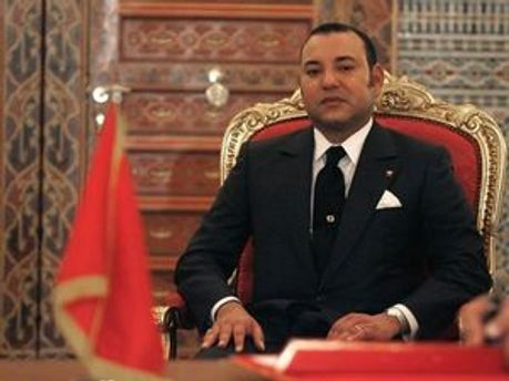 Король Марокко Мохаммед VI