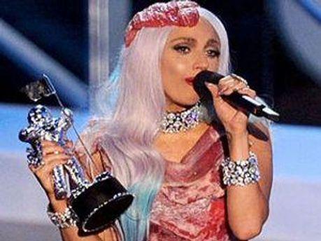 Леді Гага на церемонії вручення MTV Video Music Awards