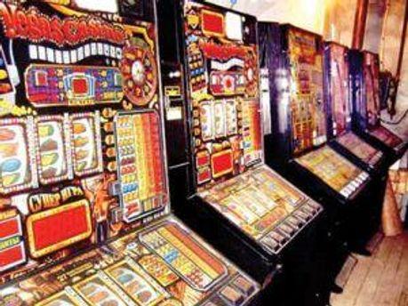 Автоматы изъяли налоговики