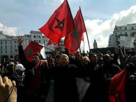 У Марокко протестують проти реформ короля