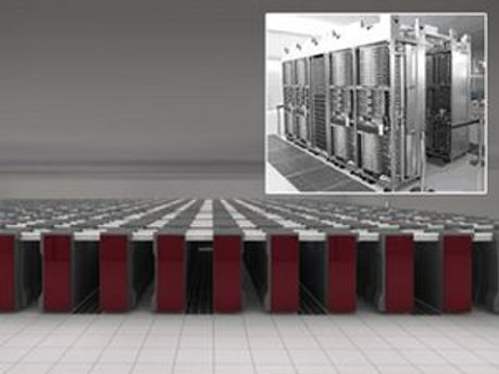 K Computer - самый мощный суперкомпьютер