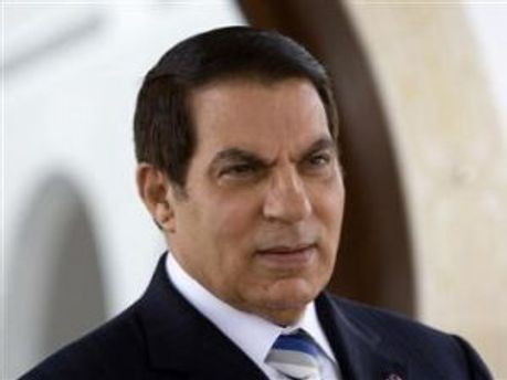 Колишній президент Тунісу Бен Алі