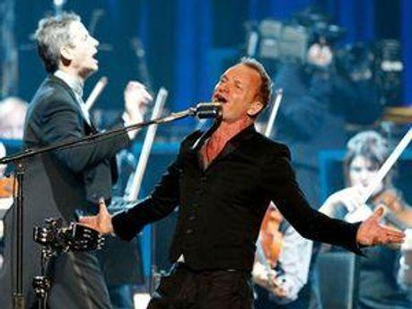Концерт Стінга відбудеться 7 липня в Палаці спорту