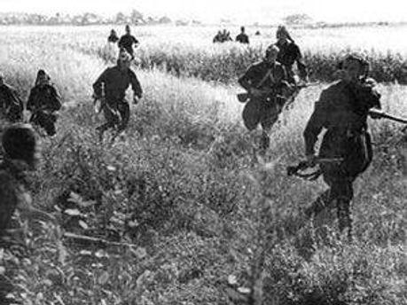 У 1941 році розпочався партизанський рух в Україні