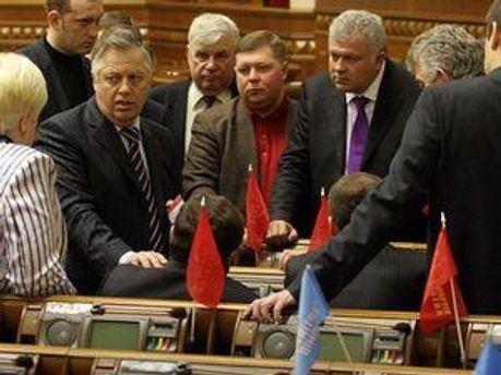 Депутаты-коммунисты