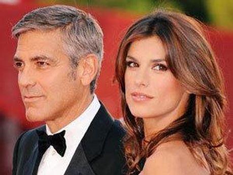 Джордж Клуни и Элисабетта Каналис