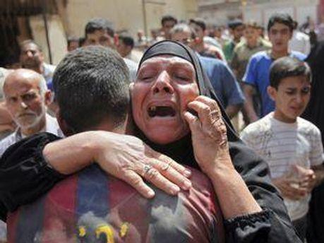 Серія терактів у Багдаді забрала понад 40 життів