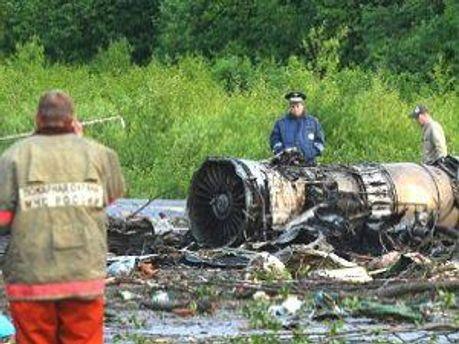 В авиакатастрофе погибли 46 человек