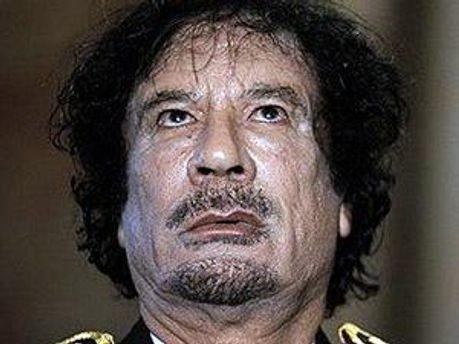 На Каддафі подали в суд