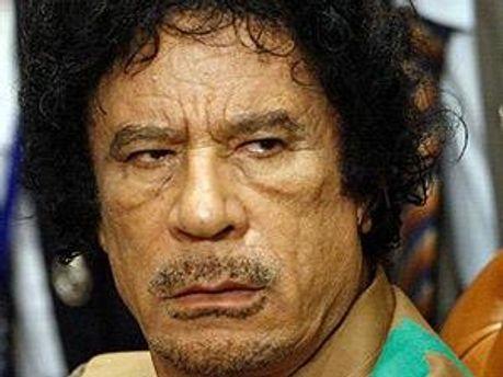 У МКС розповіли про арешт Каддафі
