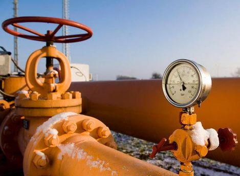 Видобуток газу в Україні