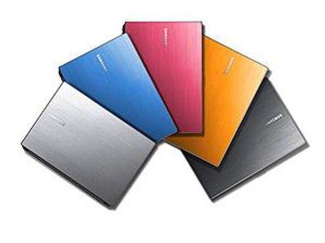 Новые нетбуки будут представлены в пяти цветах