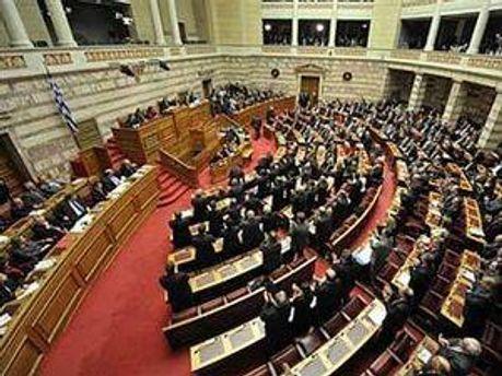 Парламен Греции
