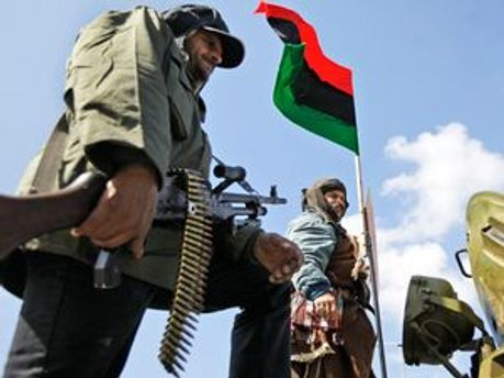 Лівійські повстанці
