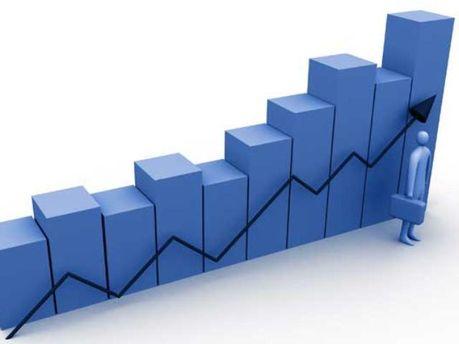 ВВП України росте