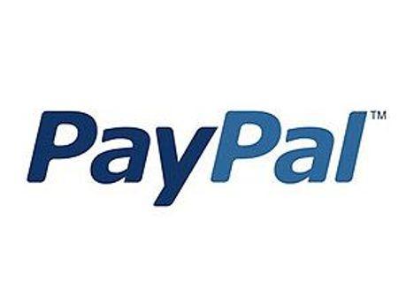 Логотип платіжної системи PayPal