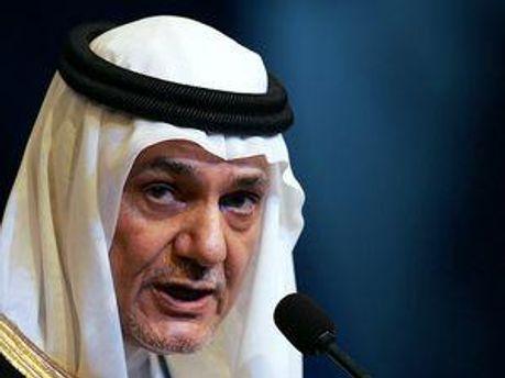 Принц Турки аль-Фейсал