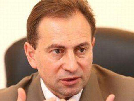 Заступник голови Верховної Ради Микола Томенко