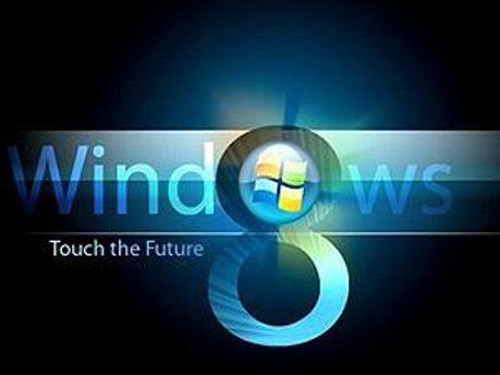 Windows 8 орієнтована на сенсорні екрани