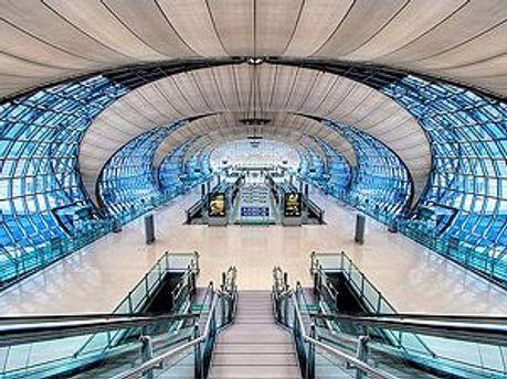 Небезпечний багаж знайшли в аеропорту Бангкока