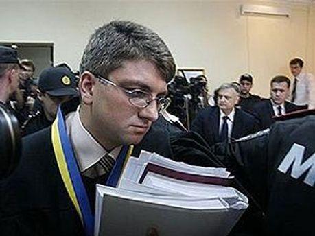 Судья Печерского райсуда Родион Киреев