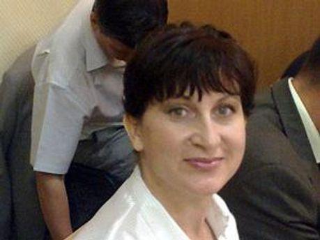 Представник держобвинувачення, прокурор Лілія Фролова