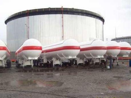 На Закарпатье заработал терминал по перевалке LPG