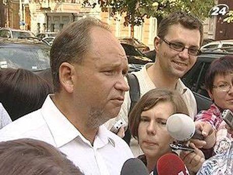 Адвокат Василя Волги Олег Король