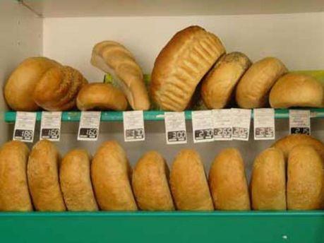 Хліб подорочає?