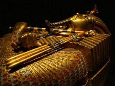 Скарби з гробниці Тутанхамона