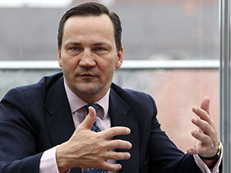 Міністр закордонних справ Польщі Радослав Сікорський