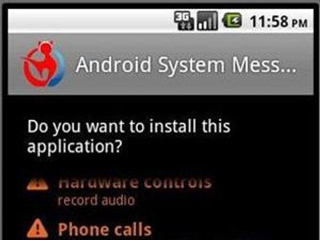 Скріншот програми