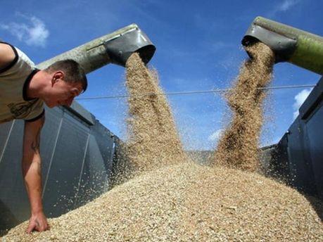Українське зерно нікому не цікаве?