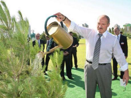 Александр Лукашнеко будет развивать агросектор