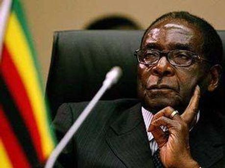 Президент Зімбабве Роберт Мугабе