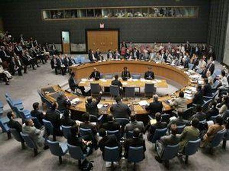 Рада Безпеки ООН