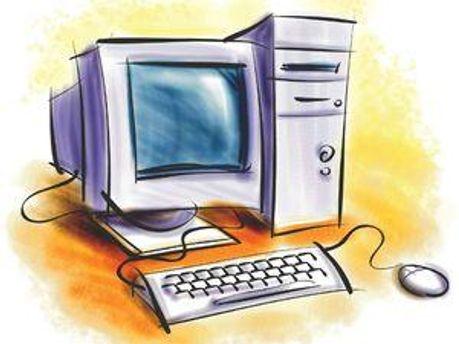 Половина украинцев не умеет пользоваться компьютером