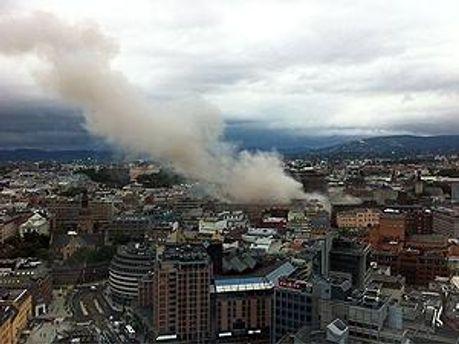 Брейвик осуществил теракты 22 июля