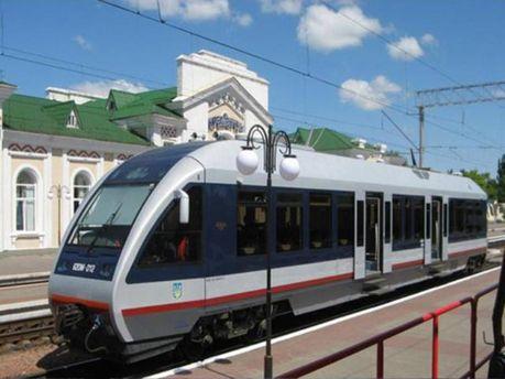 У Білорусі запустять рейкові автобуси
