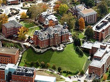 Территория университета Вирджинии