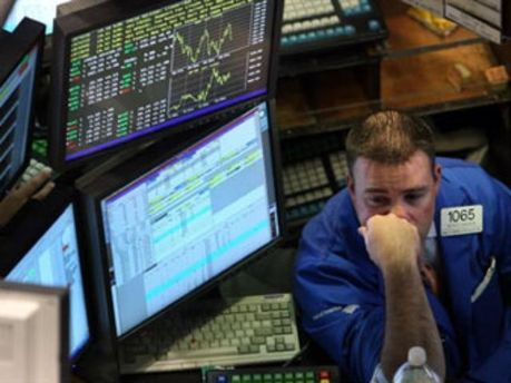 Международный рынок обвалился