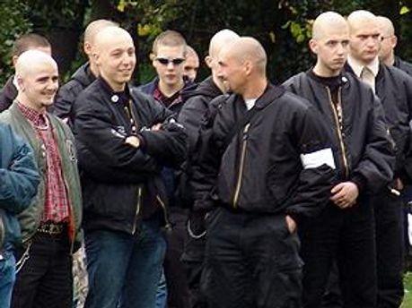 Скинхеды в Москве