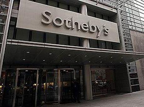 Рекордная прибыль у Sotheby's